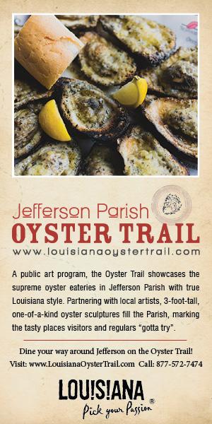 Louisiana Travel Banner Ad